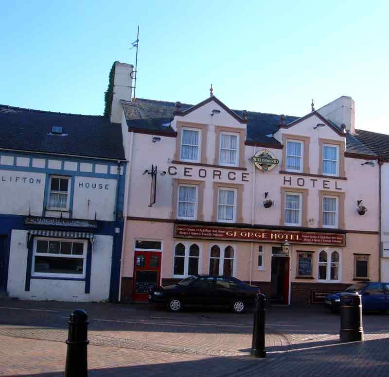 The George Hotel, Holyhead