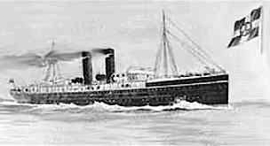 R.M.S. Leinster - 1897-1918