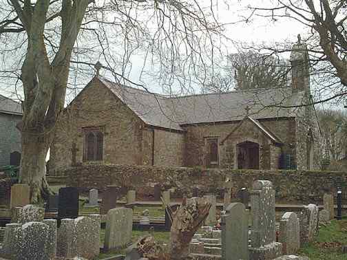 Llanallgo Church
