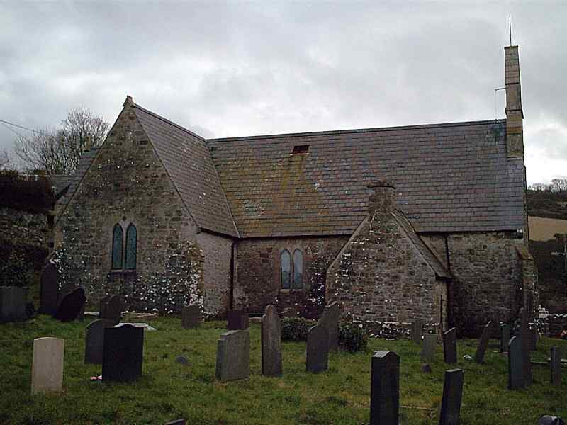 Llandona (St Dona's) Church