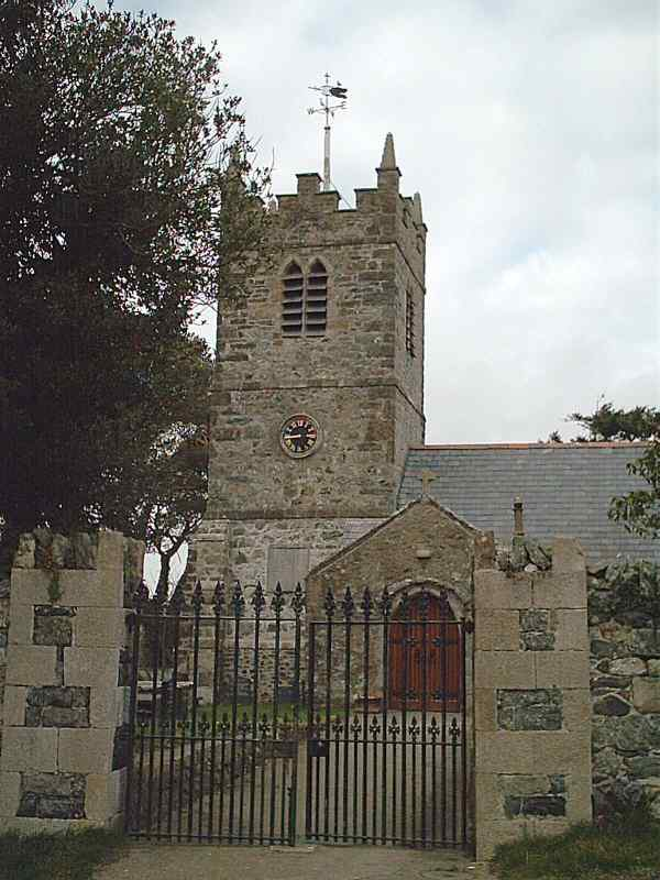 Llandegfan Church