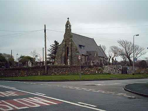 Llanfaelog Church