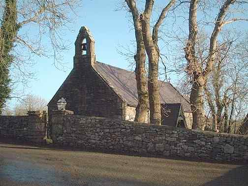 Llanfair Matharn Eithaf Church