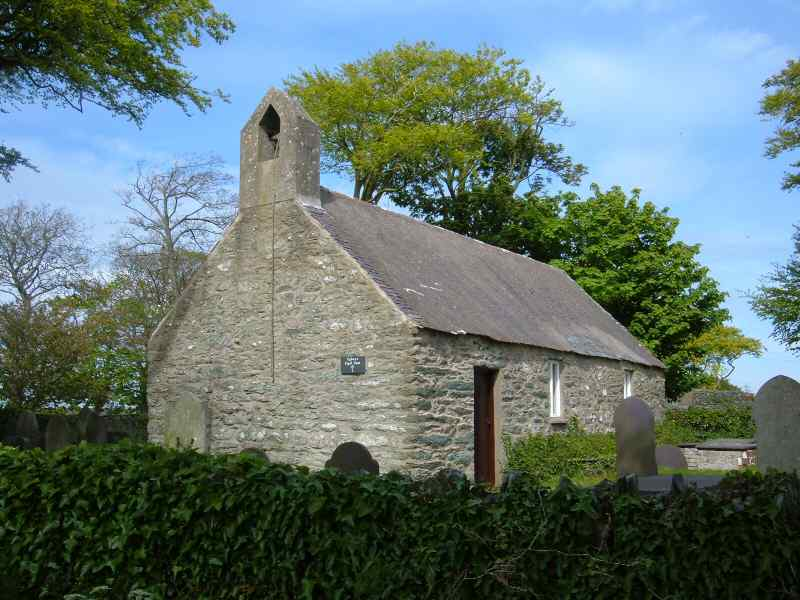 Llanfigael Church - St Bugail's