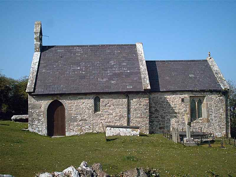 Llanfihangel Din Silwy Church - St Michael's
