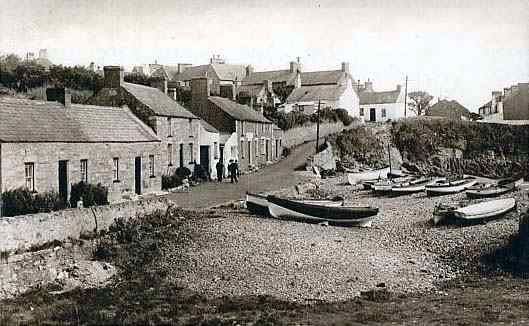 Moelfre in the 1930's