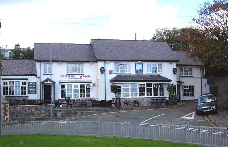 Moelfre - The Kinmel Arms