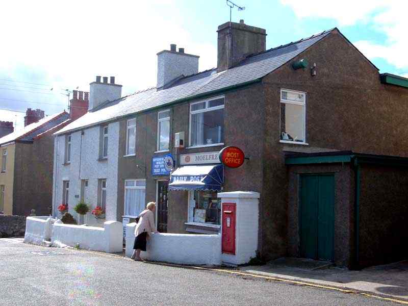 Moelfre Post Office