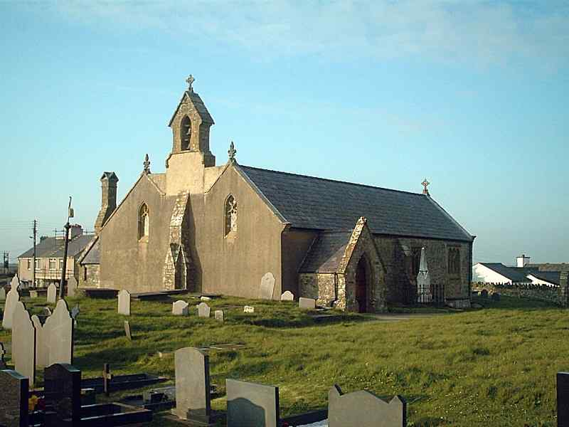 Aberffraw Church