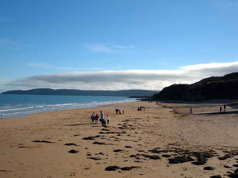 Benllech beach in all its splendour