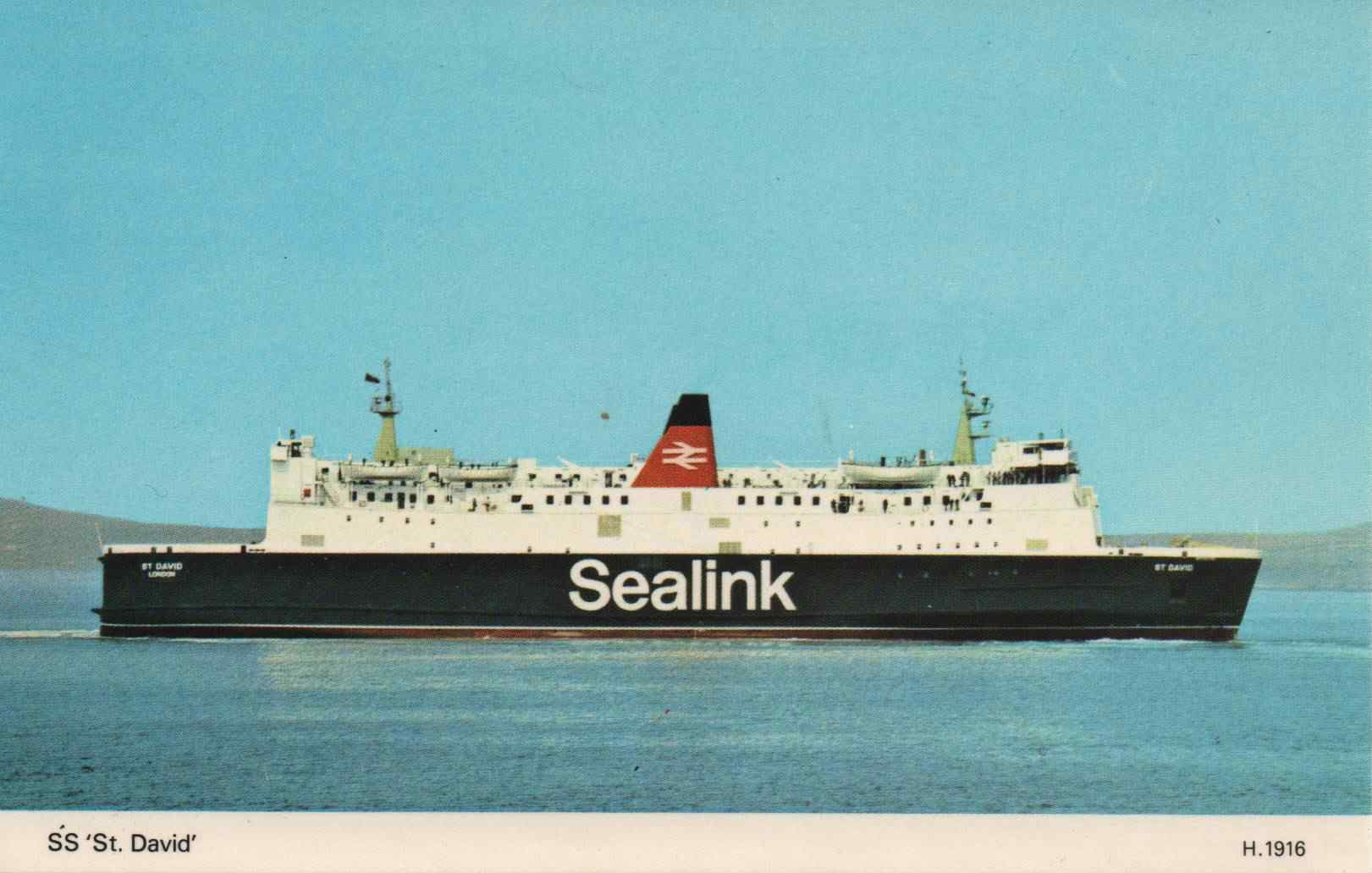 British Rail Ferries