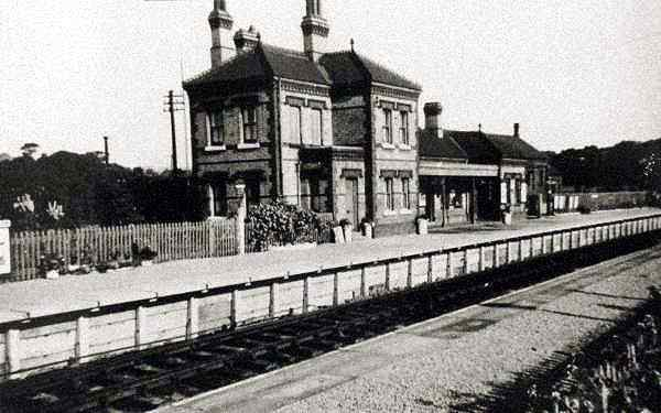 Image result for buckley station