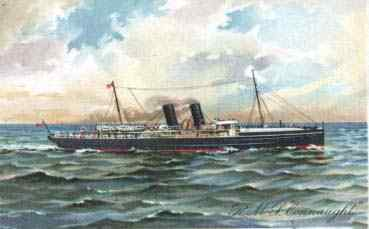 The R.M.S. Connaught
