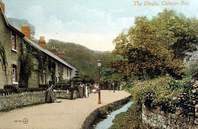 Colwyn Bay The Dingle