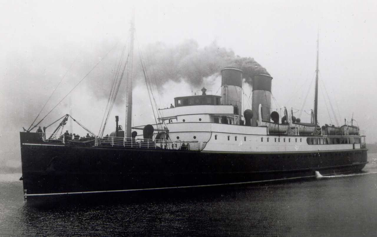 The SS Curraghmare