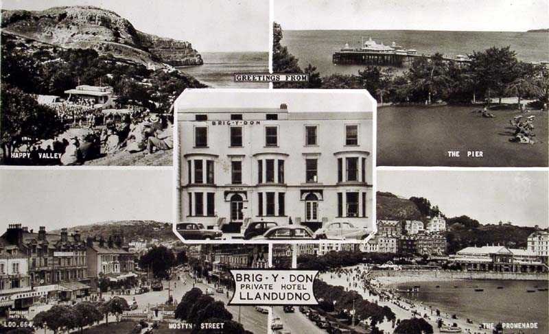 llandundo, brig y don private hotel