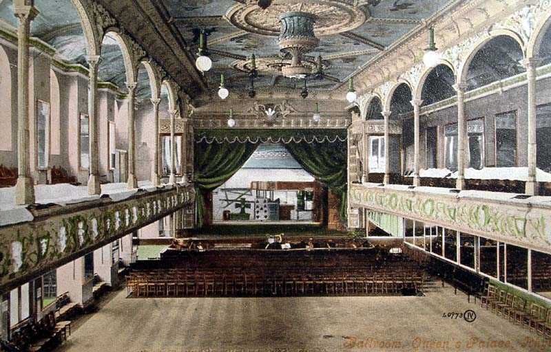 Rhyl, Ballroom and Palace