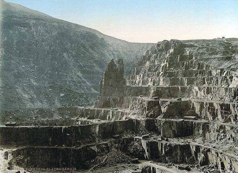 Bethesda Slate Quarries