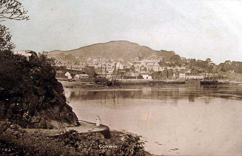Conwy General View