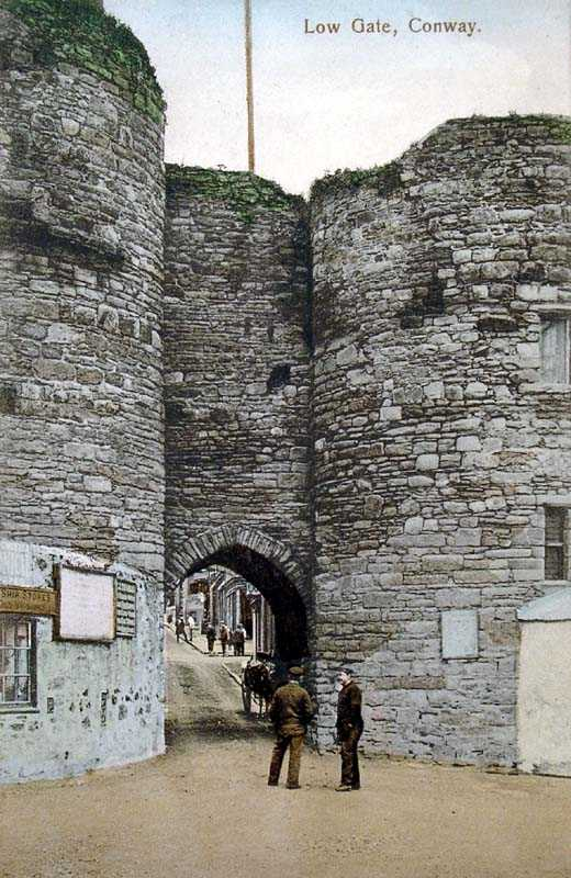 Conwy Low Gate