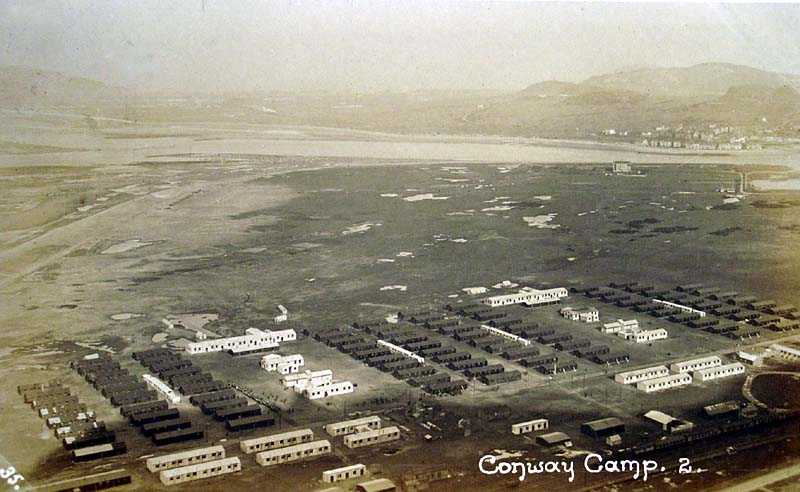Conwy Military Camp in 1915