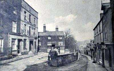 Holywell Well Street old photo