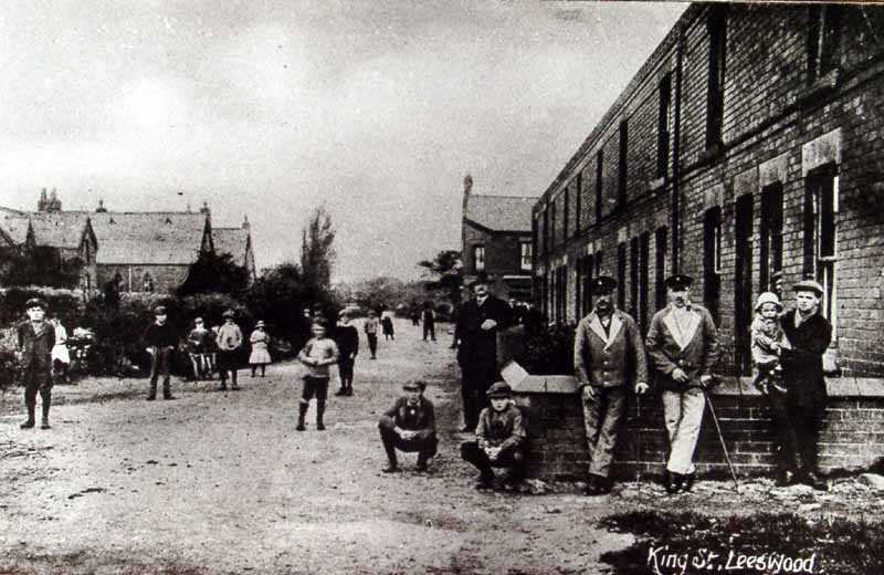 leeswood king street in times past