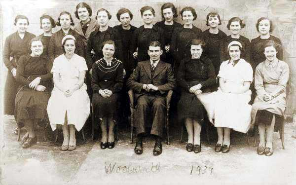 Mold Woolworth's Staff 1939