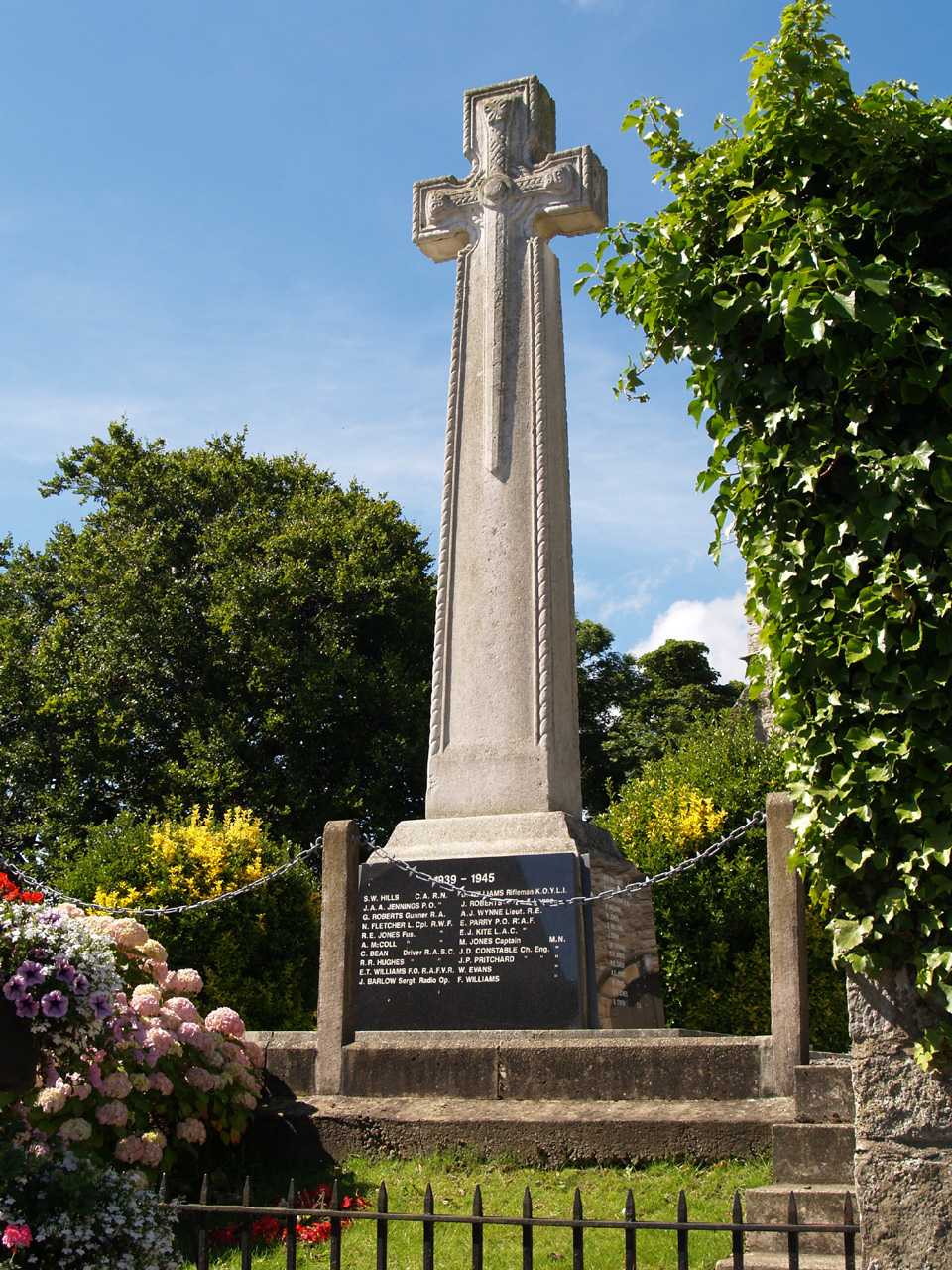 Beaumaris Church War Memorial