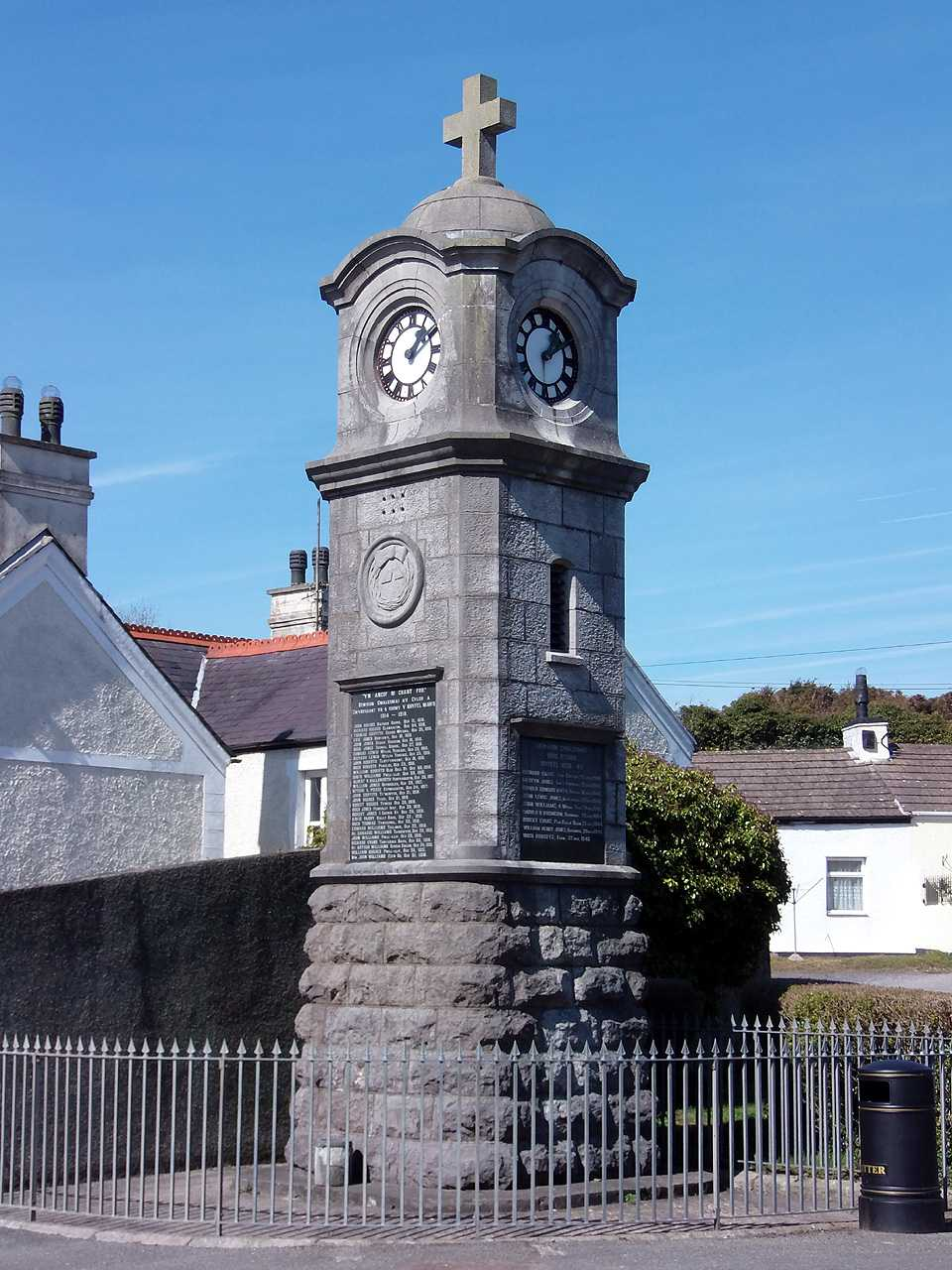 Gwalchmai War Memorial