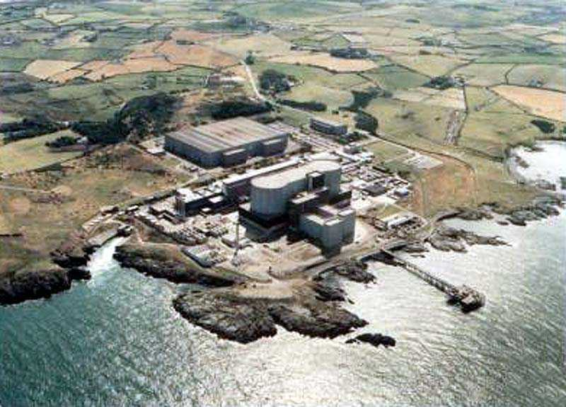 Cemaes Bay - Wylfa Power Station