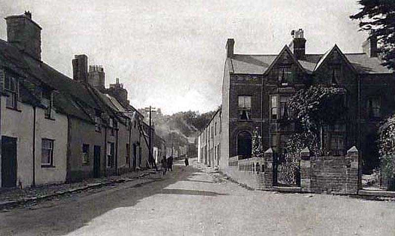Wexham Street in the 1920's