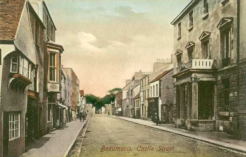 Castle Street - an early photo