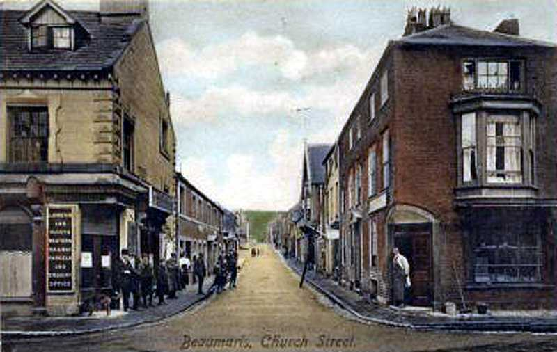 Church Street in the 1920's