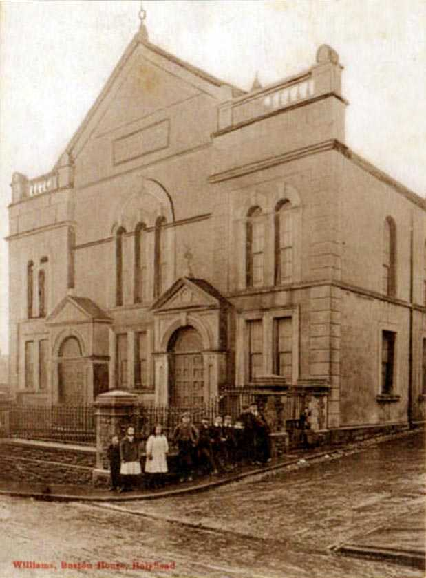 Anglesey, Holyhead, Hyfrydle Calvinistic Methodist Chapel