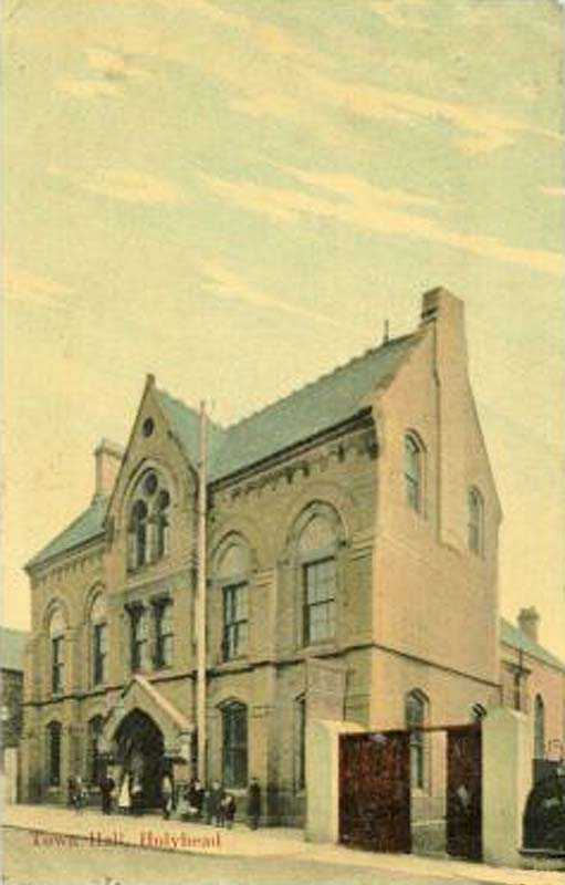 The Town Hall in 1904