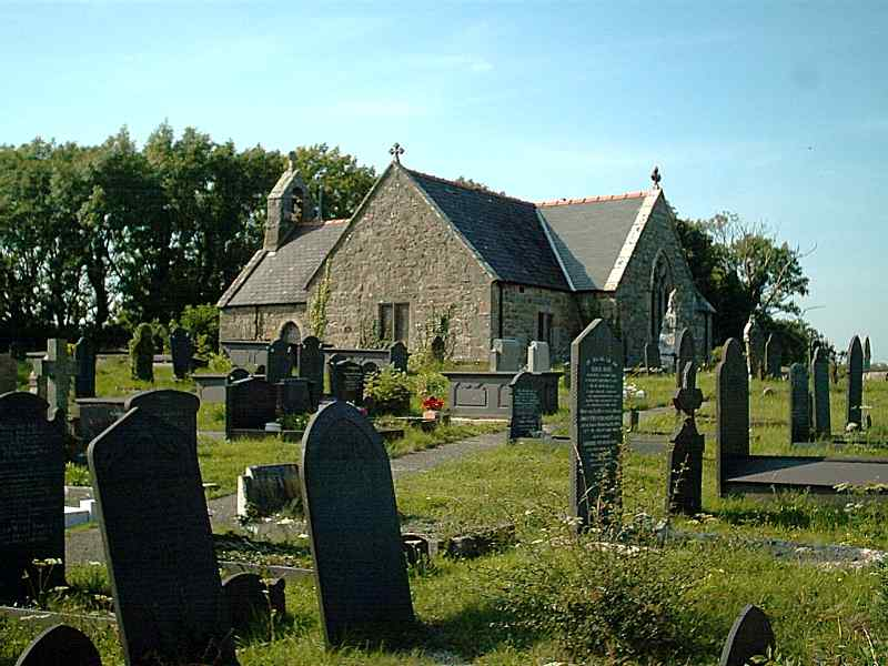 Llanbedrgoch Church