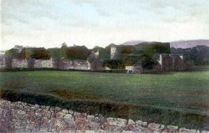 Anglesey, Beaumaris, Castle