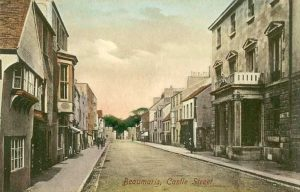 Anglesey, Beaumaris, Castle Street