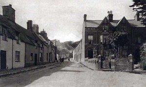 Anglesey, Beaumaris - Wexham Street 1920`s
