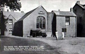 Anglesey, Beaumaris,County Hall