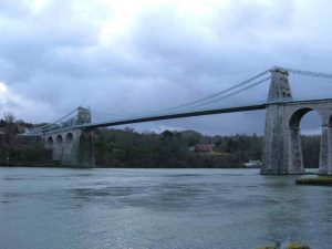 Menai Bridge Half Good