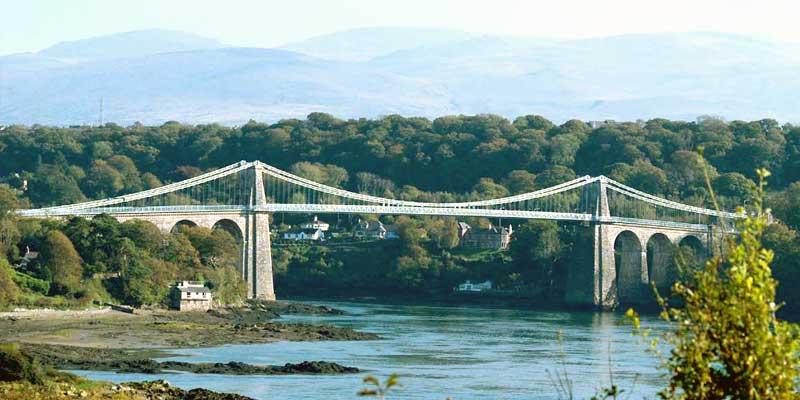 Menai-Bridge-History