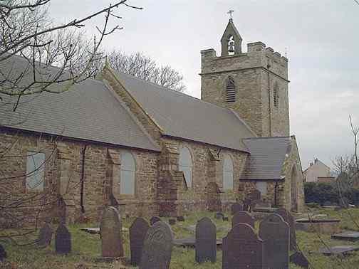 Church in Llanerchymedd